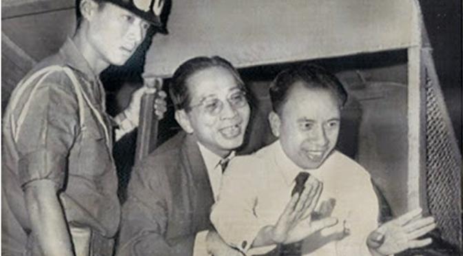 Bài 4. Cùng một nhóm tội phạm cộng sản, cùng bị bắt: Kẻ thì hóa Rồng – kẻ vẫn tù mọt gông!