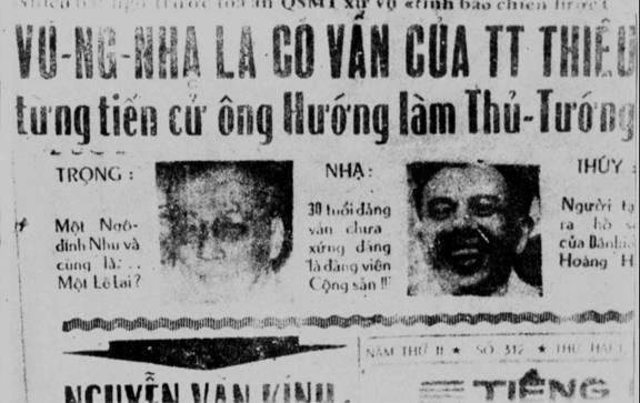 Bài 1. Việt Nam nho nhỏ lại có Điệp Viên to to!