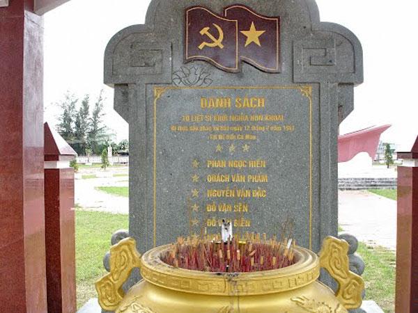 Bài 2. Hãi hùng diệt khẩu ở Khởi nghĩa Hòn Khoai – Kỳ cựu cộng sản (Cộng sản NAQ) thì chết và chết cả nhà! Đi lính cho Pháp thì thành cán bộ cấp cao và kể láo!