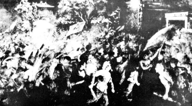 Bài 3. Hồ Chí Minh đã chủ động đánh Pháp từ 1945.