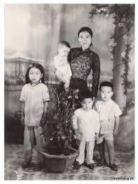 Ba Nguyen Thi Nam va cac con
