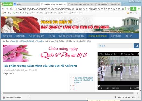 Tp Duong Kach Menh