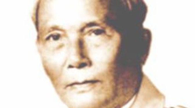 Bài 2. Chu Huy Mân – ác quỷ – cũng mất vợ đầu cùng 2 con – năm 1952 lấy vợ mới