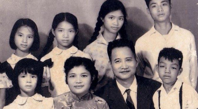 Bài 7.   Hoàng Văn Thái cũng lằng nhằng 2 vợ! Và gia đình của Hoàng Văn Xiêm cũng tan nát – cha chết 1945!